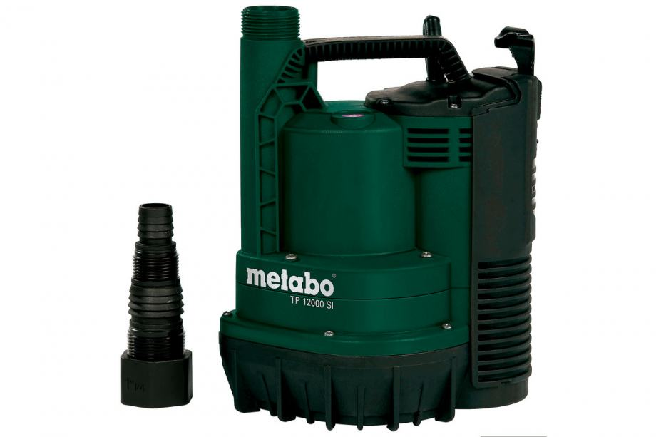 METABO potopna pumpa za vodu TP 12000 SI - 600W - 11700l/h - AKCIJA