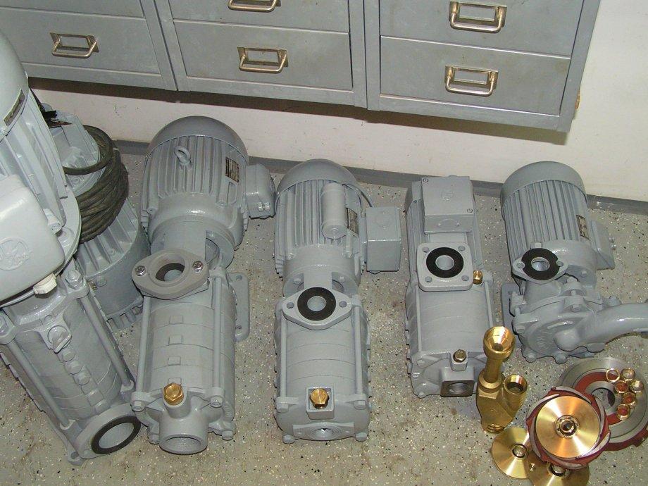 Pumpa za hidrofor, pumpa za vodu Elektrokovina - Samobor