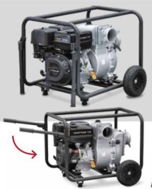 Pumpa za nečistu vodu SMARTPUMP IT3T