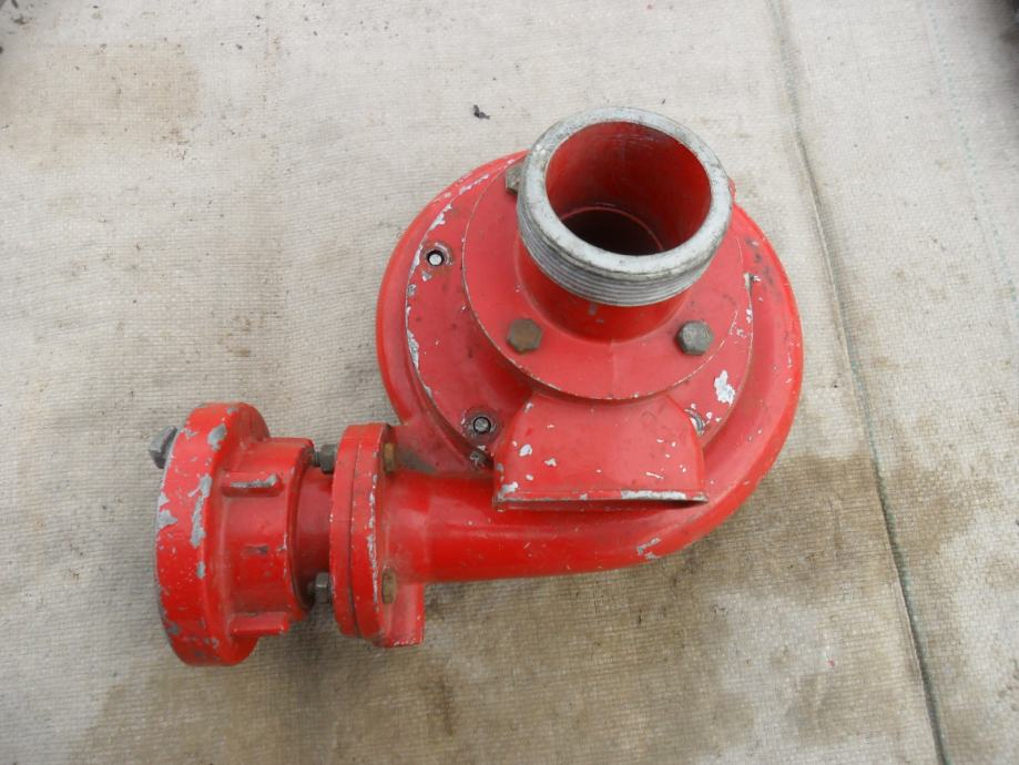 Pumpa za vodu - samo aluminijsko kućište