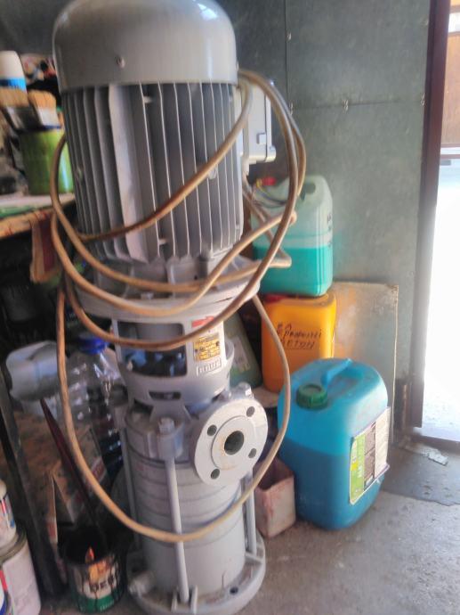 Pumpa za vodu visokog pritiska