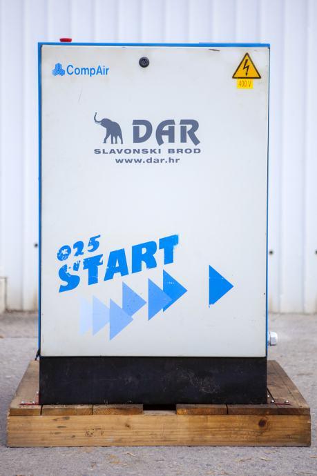 Rabljeni kompresor CompAir Start 025, 15 kW