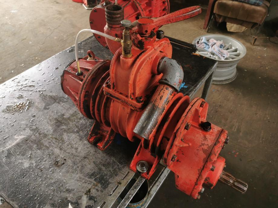vakum pumpa za cisternu