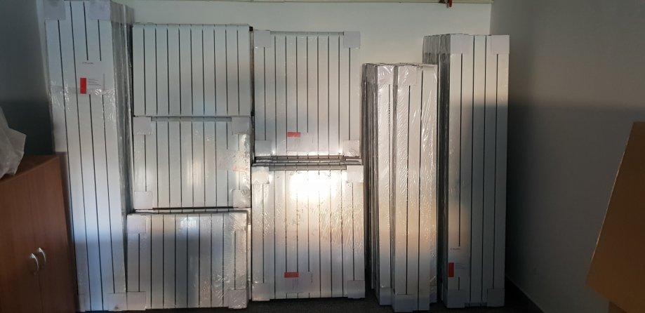 AKCIJA  -Aluminijski  Radijatori   Forte  600-2000  mm  visine