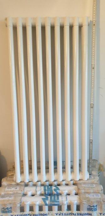 Dizajnersk aluminijski   radijatori  GAIA visine 35 do 200 cm