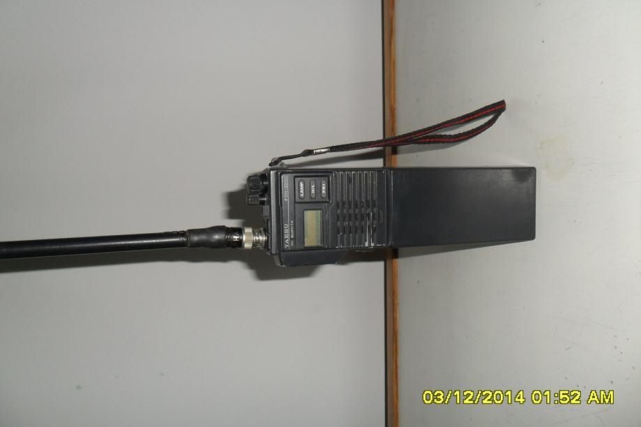 UKV-YAESU FTH-2008