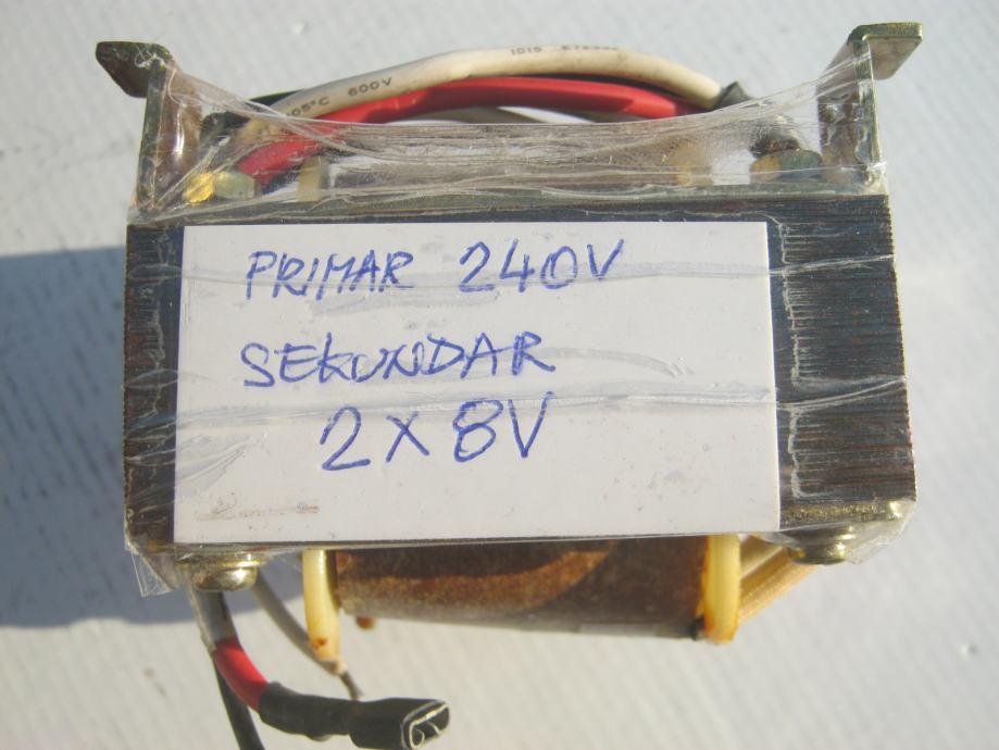 TRANSFORMATOR  CCA 90W (OSIJEK)