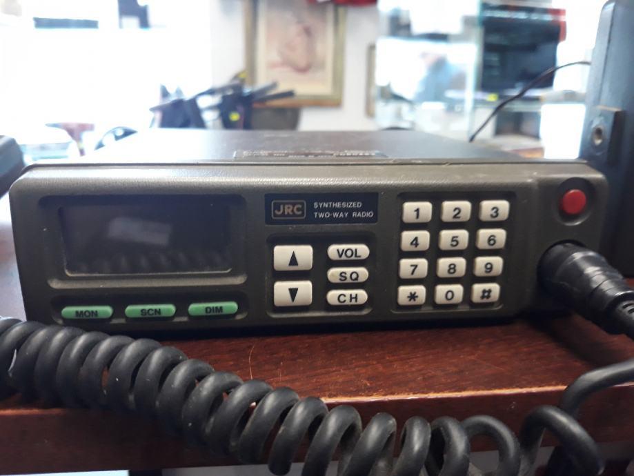 JRC JHM-202S25 radio stanica