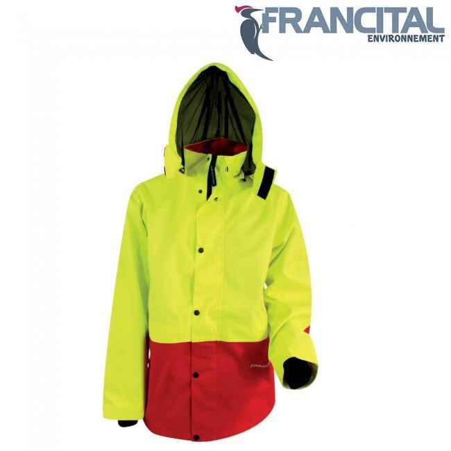 Francital kišna jakna SAUGUES