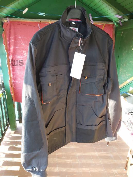 Radna jakna crna PRO