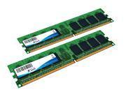 2x2GB(4GB) ADATA AD2800002GOU DDR2 800 U-DIMM