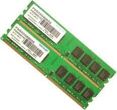 2x2GB(4GB) PATRIOT PSD22G80026 PC2-6400 CL6 800mhz DDR2 DIMM