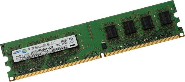 4x2GB(8GB) SAMSUNG M378T5663RZ3-CF7 PC2-6400 800mhz DDR2 DIMM