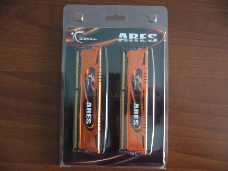 G.SKILL Ares Series 16GB (4x4GB) (ES)testni model