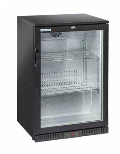 Hladnjak za piće sa krilnim vratima (1x) 600x520x900mmH