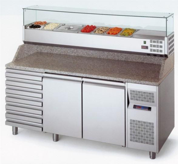Kompletna oprema za pizzerie