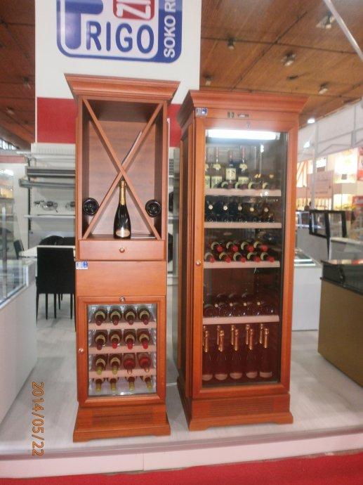 Rashladna vitrina za vino - FRIGO ŽIKA