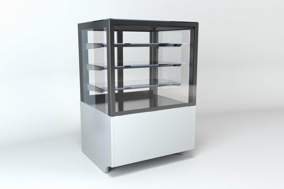 rashladne vitrine za kolače -novo - vitrina Delizio 1m- leasing opreme