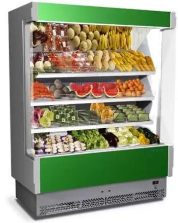 Zidna rashladna vitrina za voće i povrće 1m na LAGERU