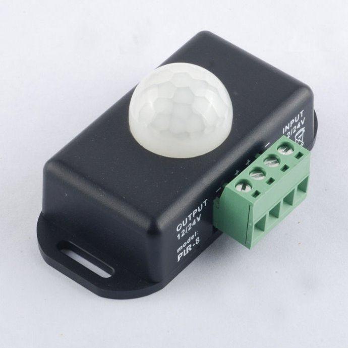 Automatsko Infracrveni PIR senzor pokreta kontroler DC12-24V 8A...