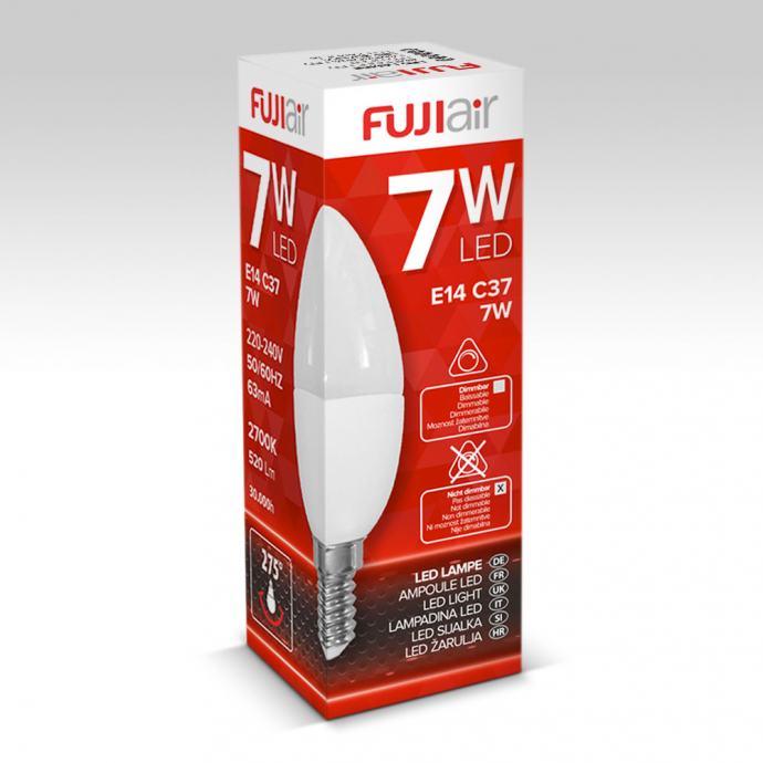 LED žarulje 7W E27LED žarulja -Najniže cijene u Hrvatskoj-rasvjeta