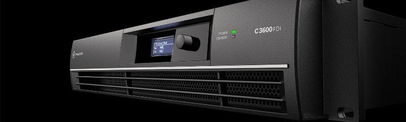 Dynacord C3600FDI - DSP instalacijsko pojačalo snage