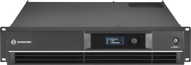 Dynacord L2800FD DSP pojačalo snage