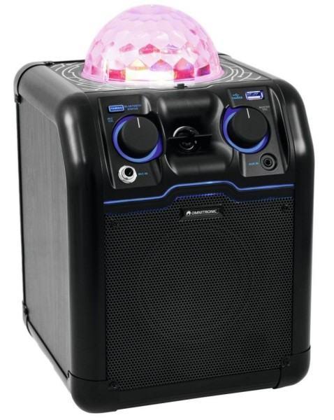 OMNITRONIC BeatRevel S - Mobile Bluetooth speaker system
