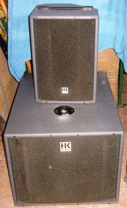Prodajem razglas HK Audio- E.L.I.A.S.