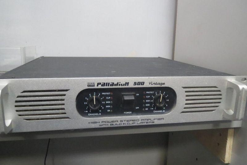 Dap Audio Palladium 500