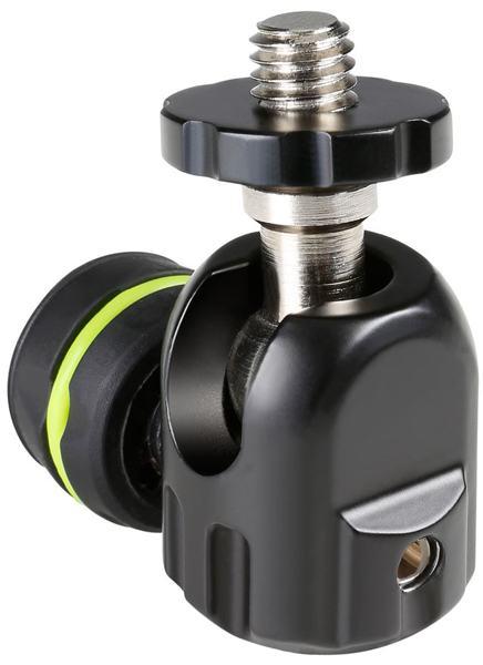 Gravity MS QT 1 B - Quick-Tilt Ball-Joint Microphone Adapter