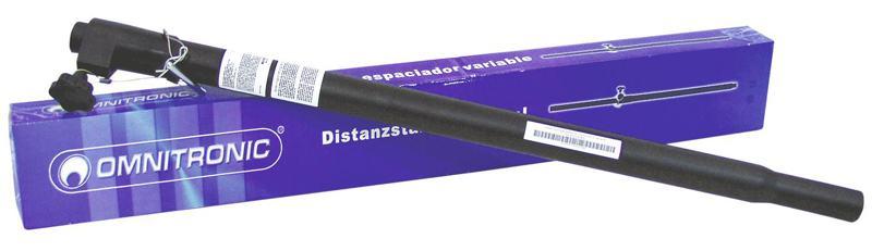 OMNITRONIC Distance Tube Subwoofer/Satellite variable