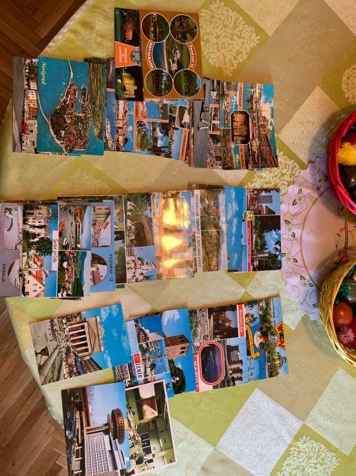 Lot od 50 razglednica
