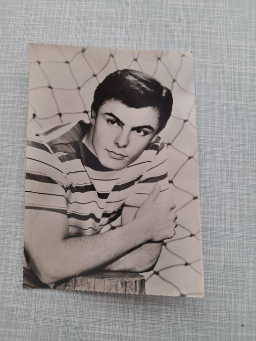 razglednica 1960 john saxox