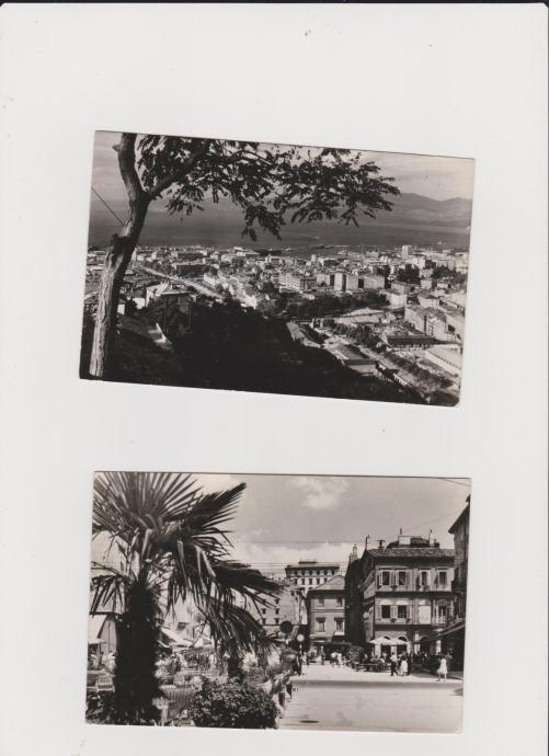 Stare razglednice Rijeke