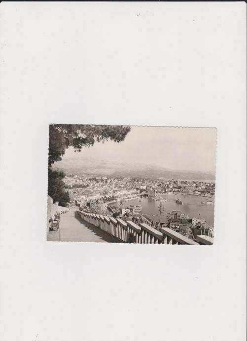 razglednice SPLIT,SUPETAR,BIOGRAD,BOL,ZAGREB,TRIESTE,MUNCHEN,PARIS