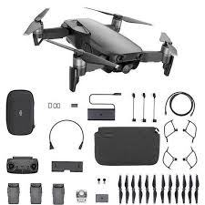 DJI Mavic Air Fly More Combo Onyx Black Novo!