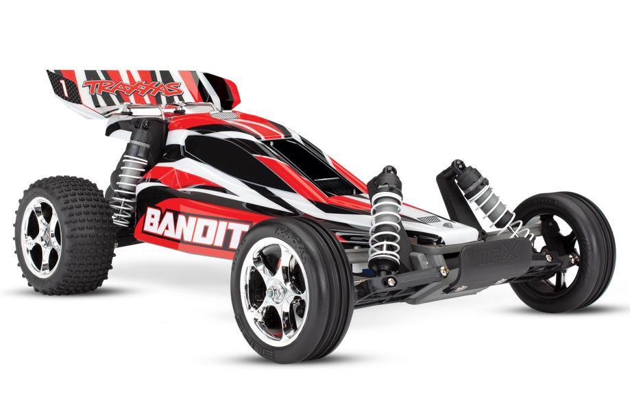 Traxxas Bandit 2WD 24054-4