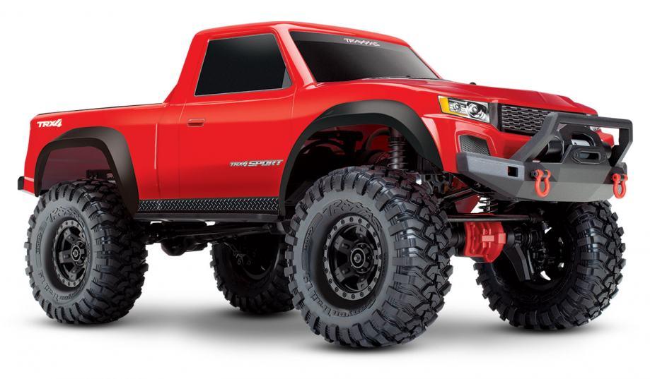 Traxxas TRX-4 Sport 4WD 82024-4
