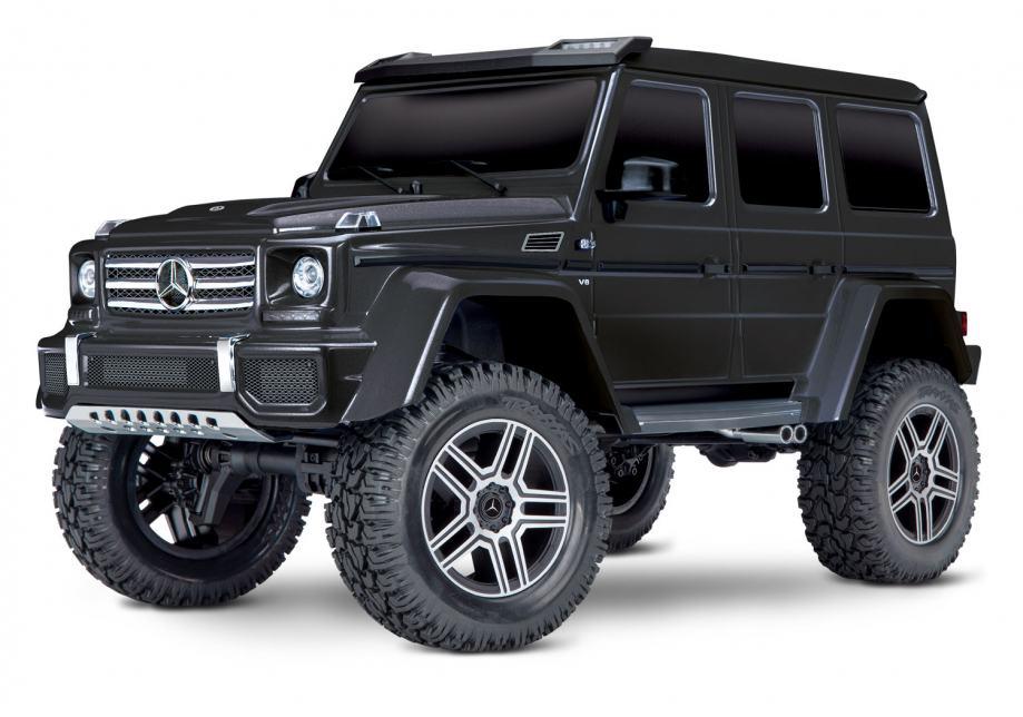 Traxxas TRX-4  Mercedes-Benz G 500 4x4 82096-4