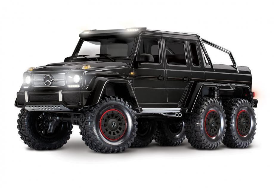 Traxxas TRX-6 Mercedez Benz G63 6x6 88096-4