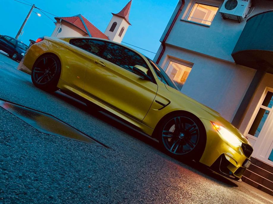 Bmw M4 mperformance 530hp AKRAPOVIC ISPUH