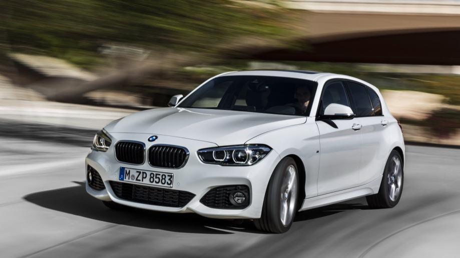 AKCIJA  BMW SERIA 1  200 KN/ DAN