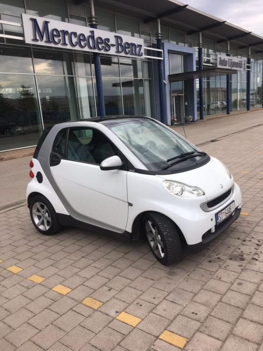 Najam automobila - Smart ForTwo za samo 1500,00 kn cijeli mjesec!