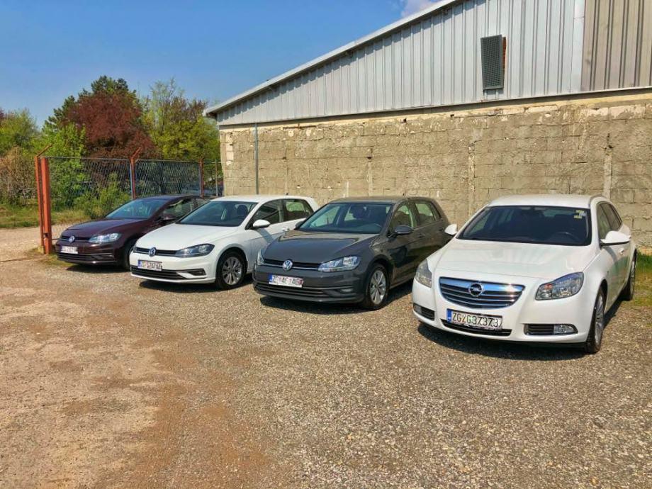 Najam vozila / Rent A Car  / Vise vozila dostupno