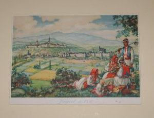 Zagreb oko 1530.godine, Antonini Oto