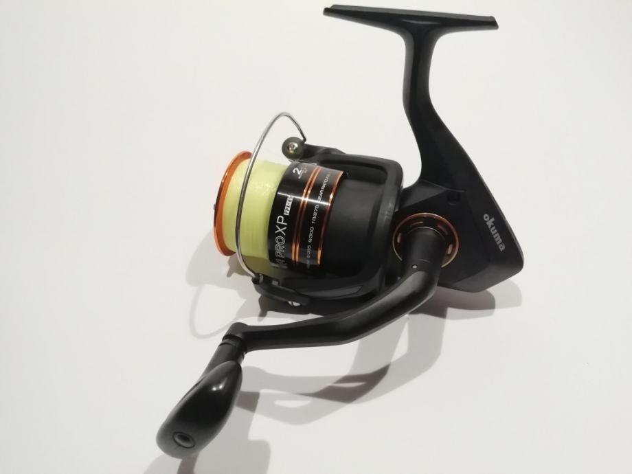 Okuma Fina Pro XP 65 šaranska/spin rola