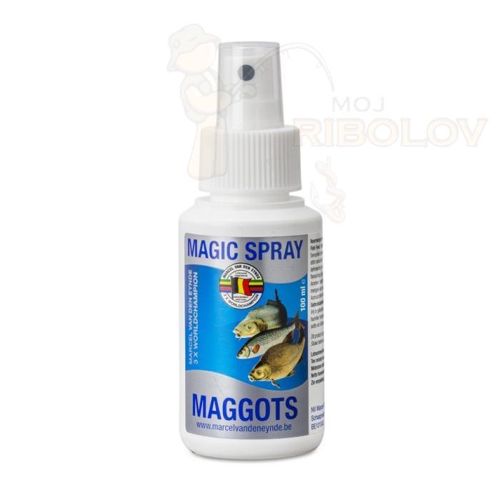 Van Den Eynde Magic Spray 100ml - Maggots (crvi)