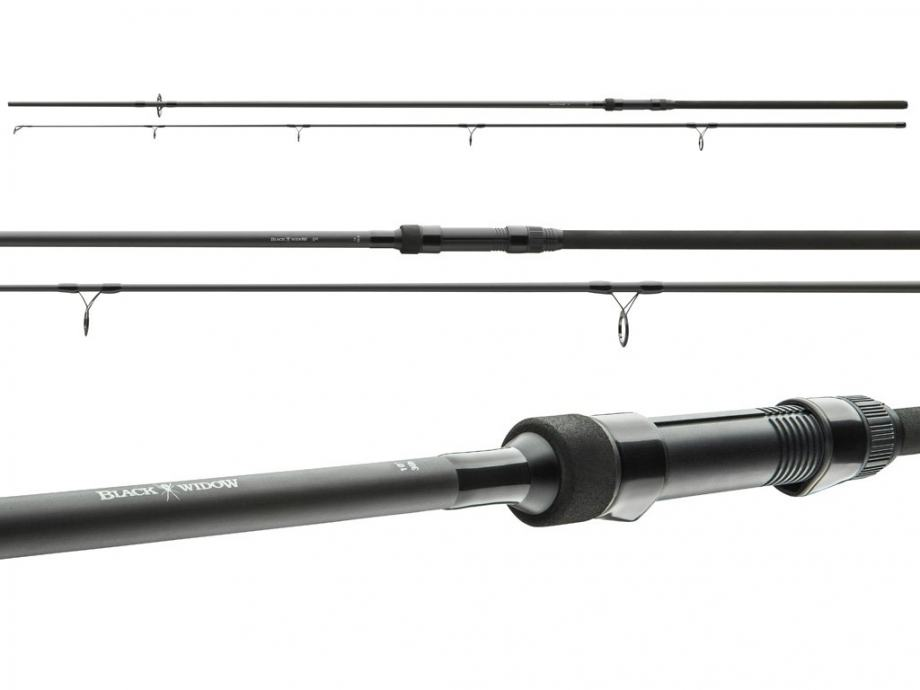 Daiwa Black Widow Carp 13ft 3,90m 3,75 lbs-