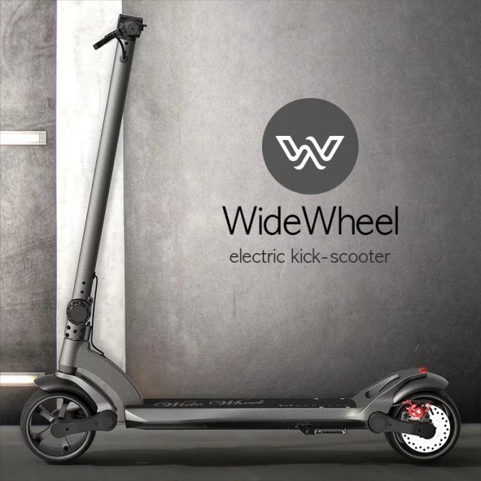 Električni romobil Mercane WideWheel